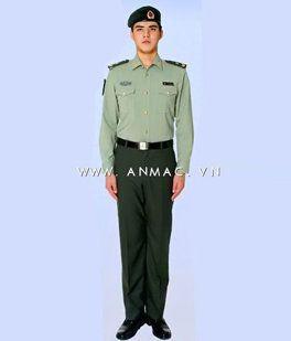 Đồng phục bảo vệ chuyên nghiệp 16
