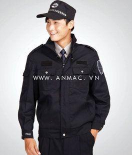 Đồng phục bảo vệ chuyên nghiệp 1BV18