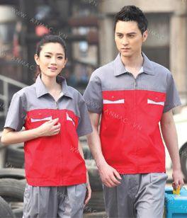 Đồng phục công nhân 02