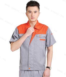 Đồng phục công nhân 14