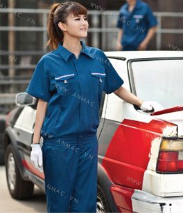 Đồng phục công nhân 20
