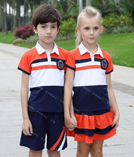 Đồng phục mầm non 21