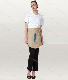Đồng phục nhân viên áo phông – tạp dề 1APTD60