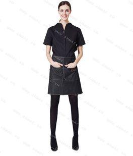 Đồng phục nhân viên áo phông – tạp dề 50