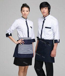 Đồng phục quán Cafe/FastFood 1CFF05