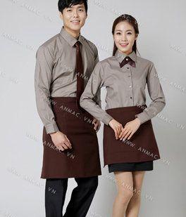 Đồng phục quán Cafe/FastFood 1CFF17