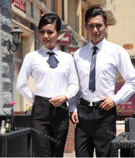 Đồng phục quán Cafe/FastFood 1CFF21