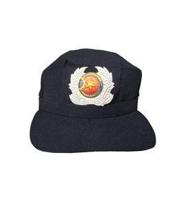 Phụ kiện mũ ba cánh đồng phục bảo vệ
