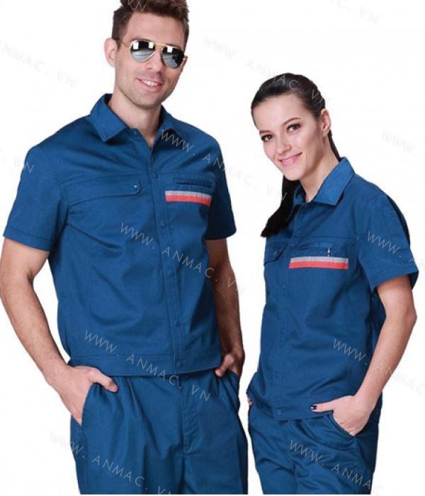 Đồng phục công nhân 1BHCN10