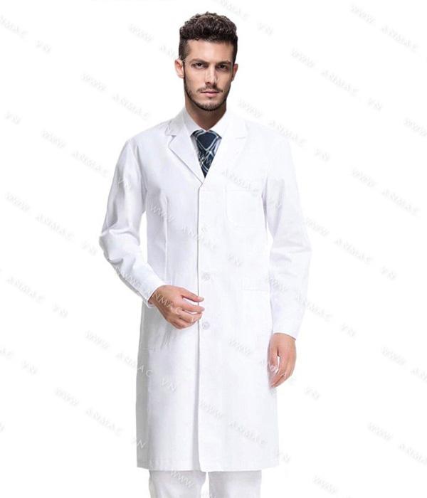 Đồng phục áo bác sĩ blouse 1BS15