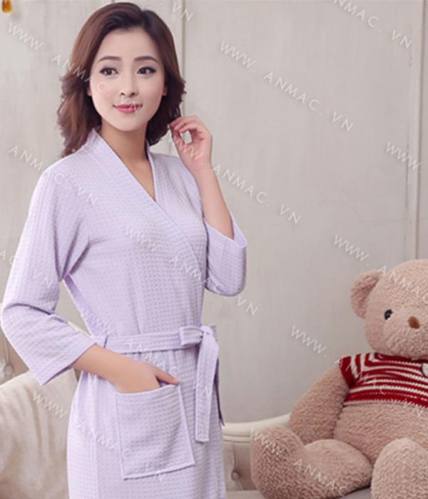 Đồng phục áo choàng spa 03