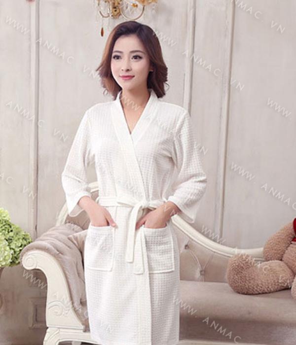 Đồng phục áo choàng spa 1ASPA05