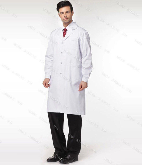 Đồng phục áo bác sĩ blouse 1BS16