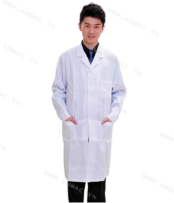Đồng phục áo bác sĩ blouse 1BS23