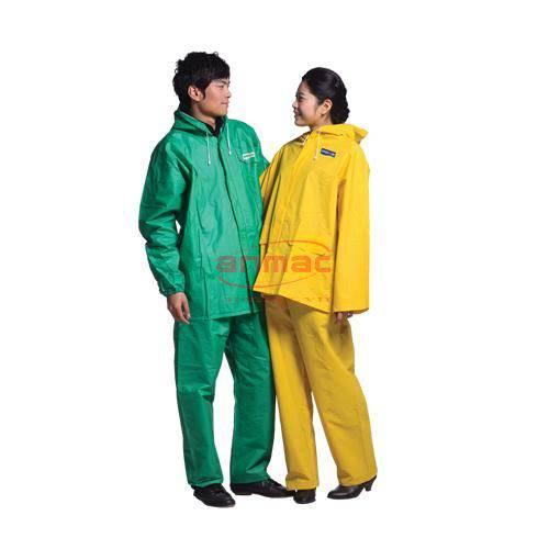 Đồng phục áo mưa 11