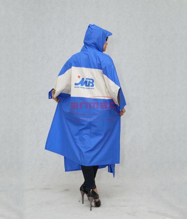 Đồng phục áo mưa 14
