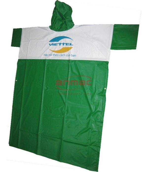 Đồng phục áo mưa 13
