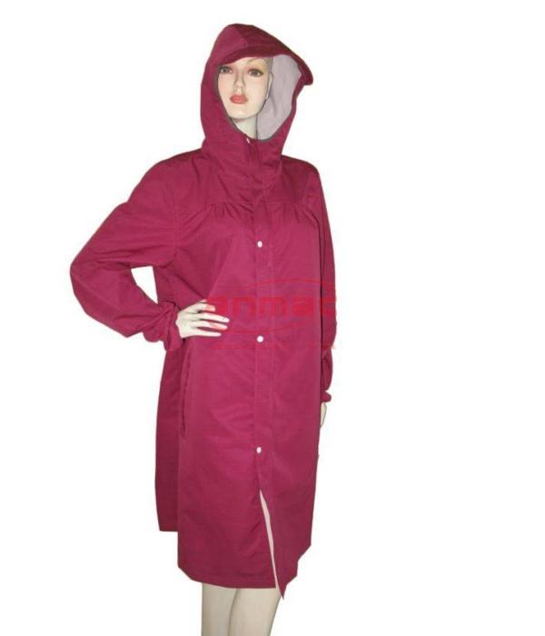 Đồng phục áo mưa 17
