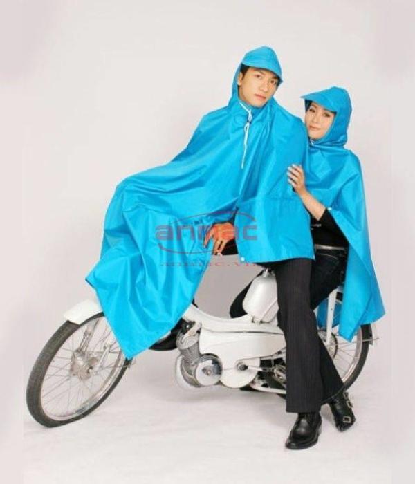 Đồng phục áo mưa 23