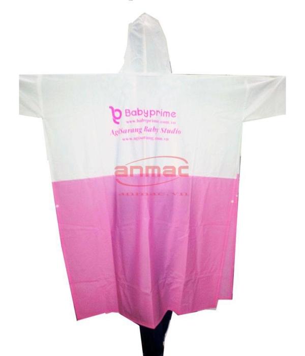 Đồng phục áo mưa 07