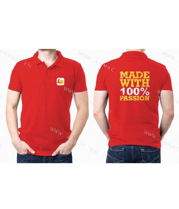 Đồng phục áo phông quà tặng 1PCTY02