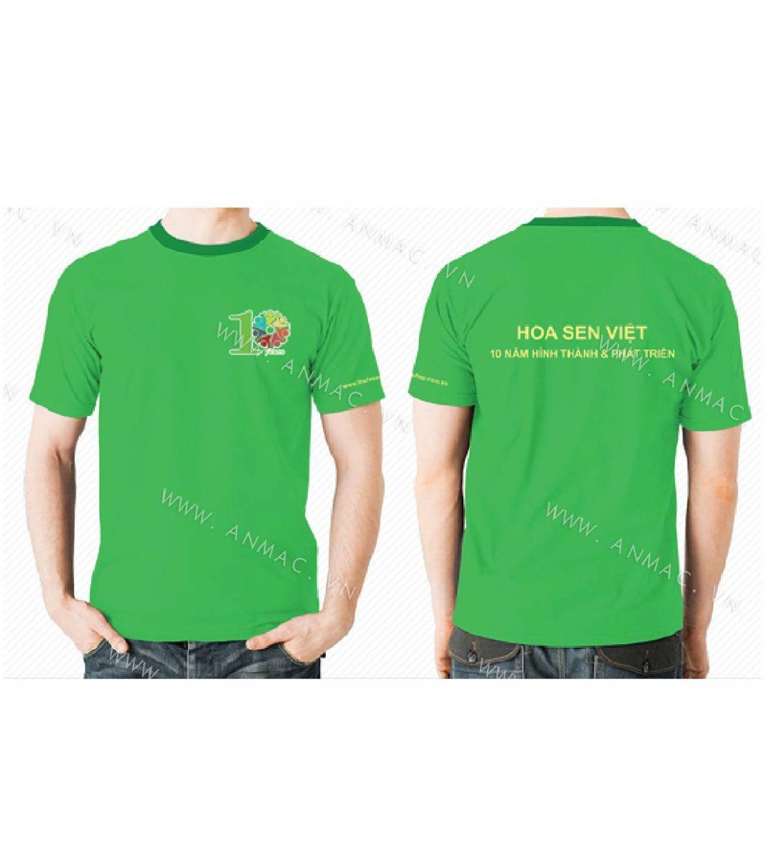 Đồng phục áo phông quà tặng 1PCTY06
