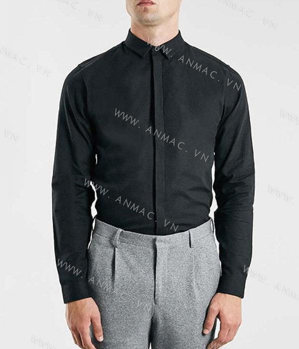 Đồng phục áo sơ mi nam công sở 1SMA16