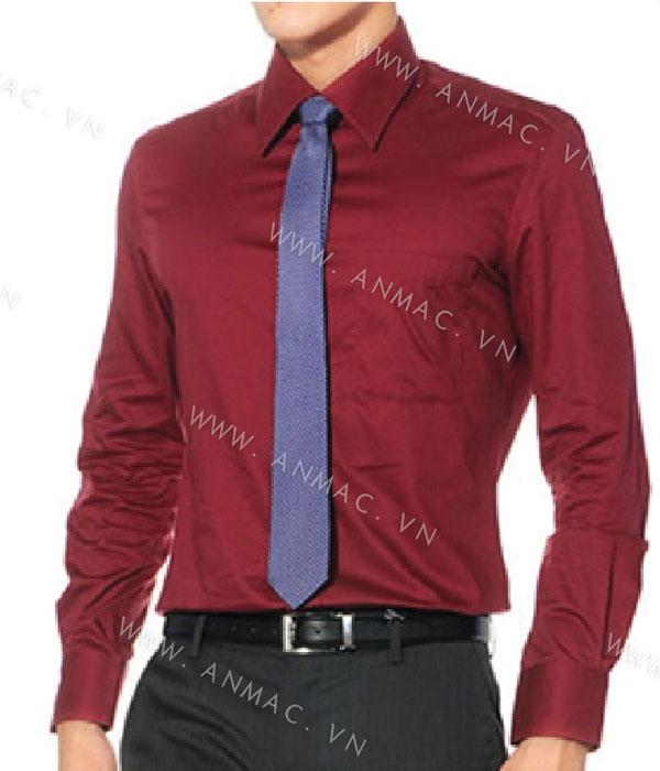Đồng phục áo sơ mi nam công sở 1SMA05