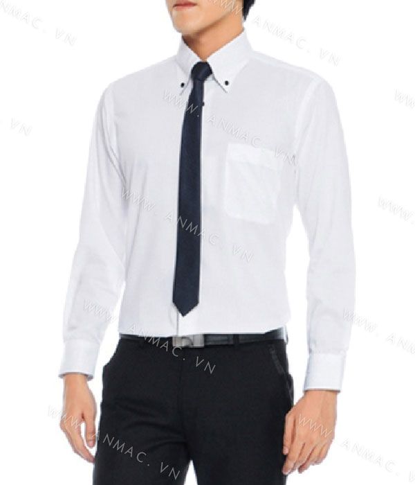 Đồng phục áo sơ mi nam công sở 1SMA07