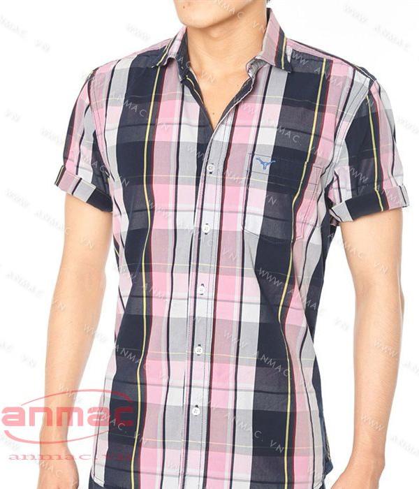 Đồng phục áo sơ mi nam công sở 1SMA21