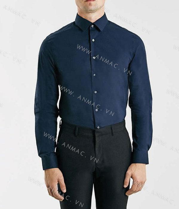 Đồng phục áo sơ mi nam công sở 1SMA14