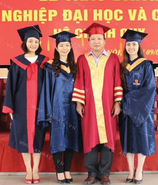 Đồng phục áo tốt nghiệp học sinh sinh viên 1ATN01