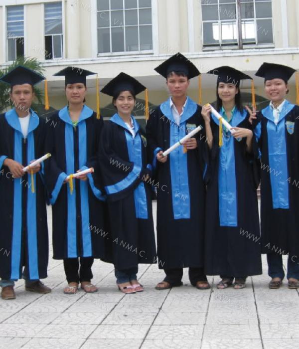 Đồng phục áo tốt nghiệp học sinh sinh viên 1ATN04