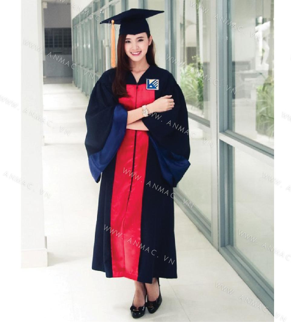 Đồng phục áo tốt nghiệp học sinh sinh viên 1ATN06