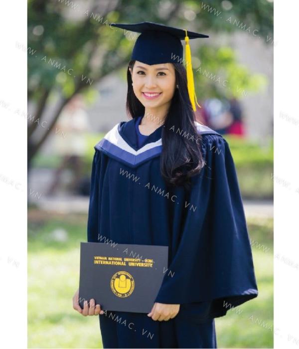 Đồng phục áo tốt nghiệp học sinh sinh viên 1ATN07