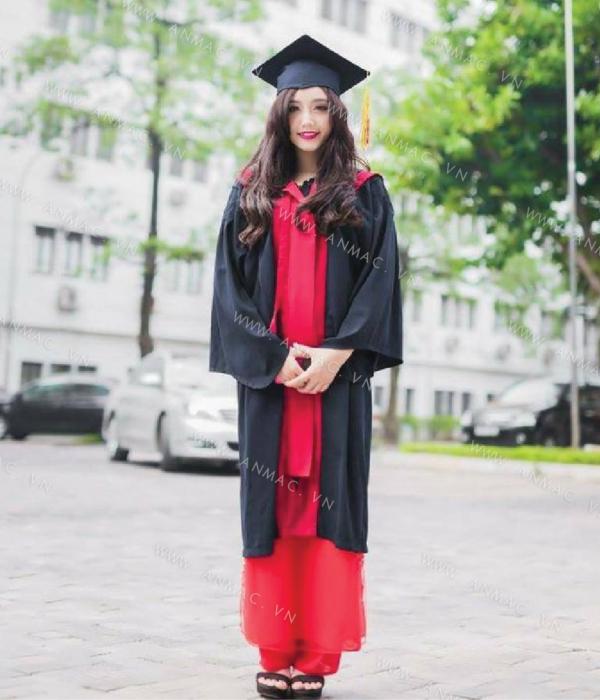Đồng phục áo tốt nghiệp học sinh sinh viên 1ATN08