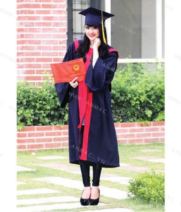 Đồng phục áo tốt nghiệp học sinh sinh viên 1ATN09
