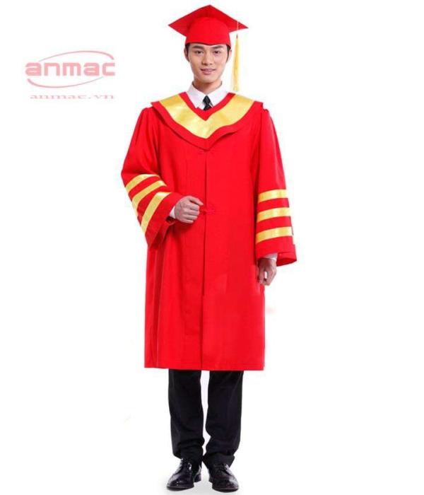 Đồng phục áo tốt nghiệp học sinh sinh viên 1ATN17