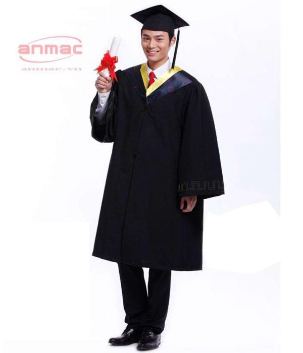 Đồng phục áo tốt nghiệp học sinh sinh viên 1ATN19