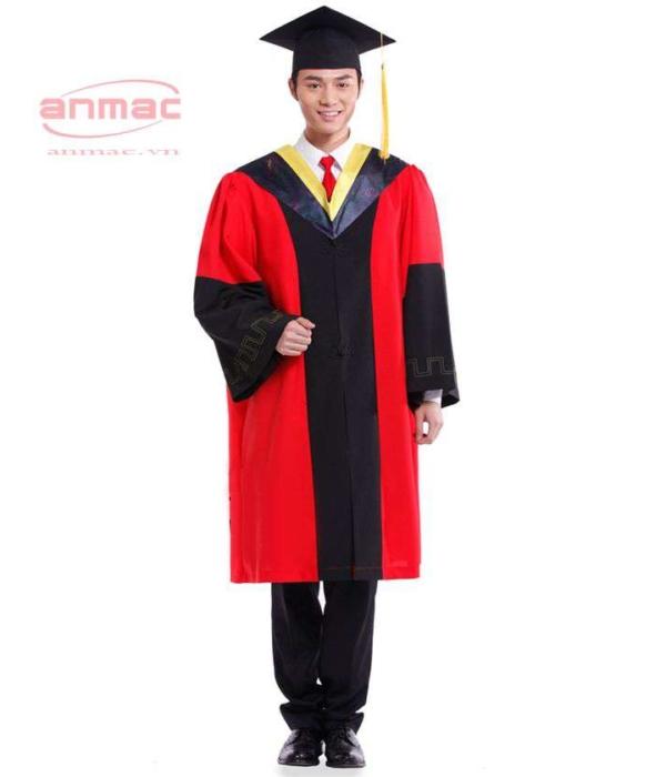 Đồng phục áo tốt nghiệp học sinh sinh viên 1ATN20