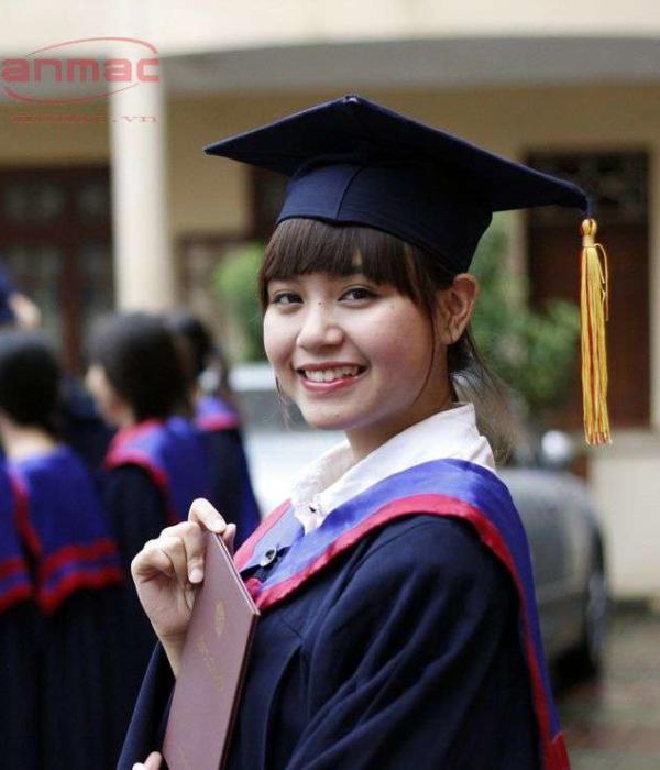 Đồng phục áo tốt nghiệp học sinh sinh viên 1ATN23