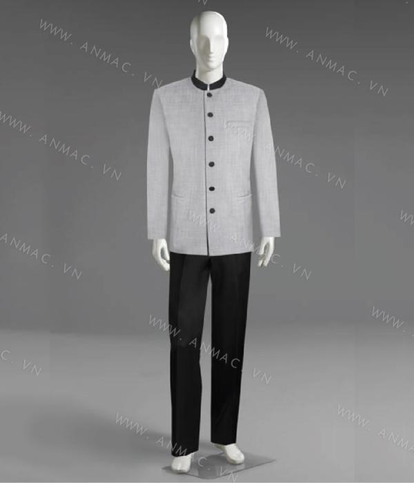 Đồng phục bell khách sạn 05