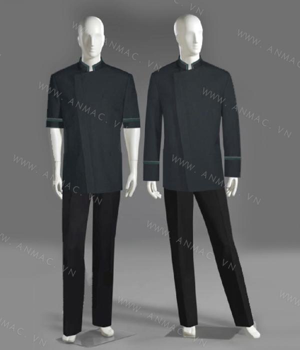 Đồng phục bell khách sạn 18