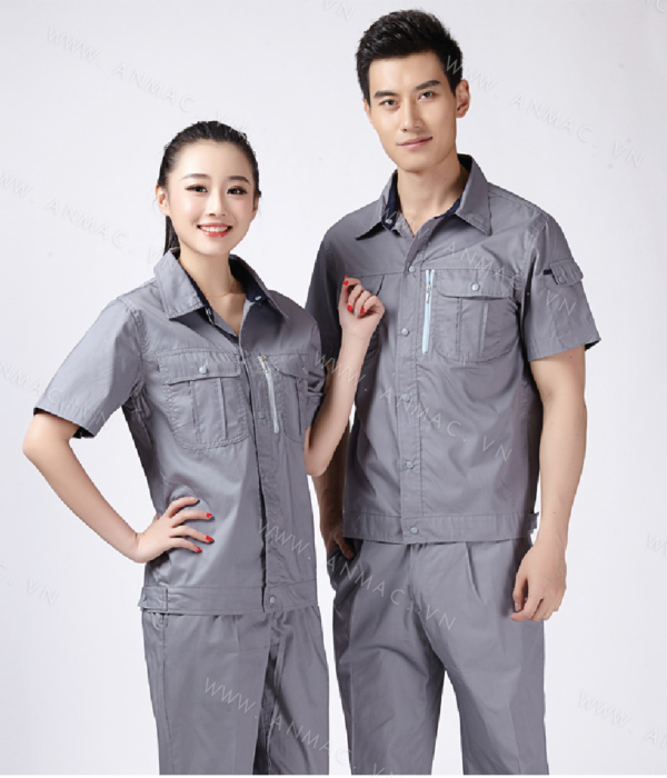 Đồng phục công nhân 1BHCN03