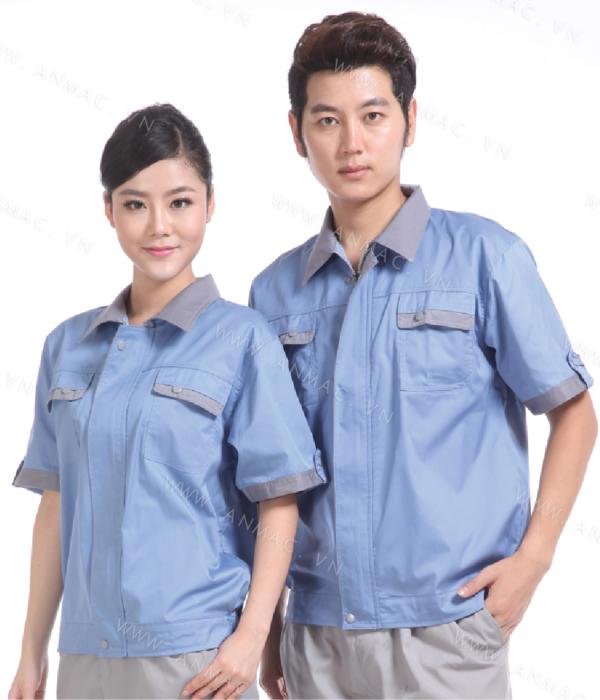 Đồng phục công nhân 1BHCN06