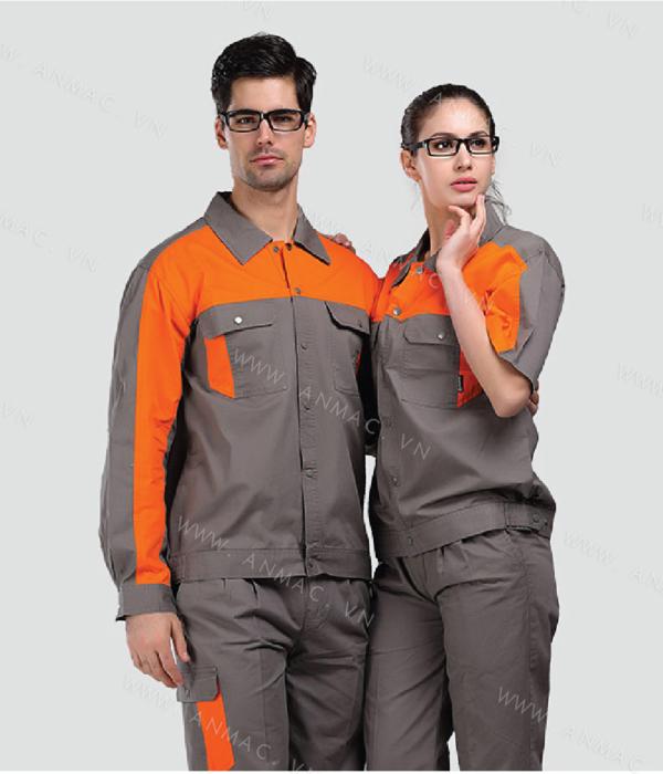 Đồng phục công nhân 1BHCN08