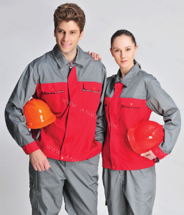 Đồng phục công nhân 1BHCN09