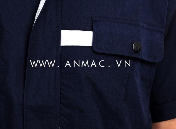 Đồng phục công nhân 1BHCN13