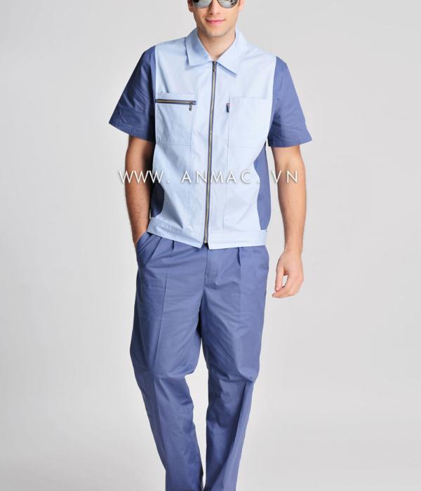 Đồng phục công nhân 1BHCN18