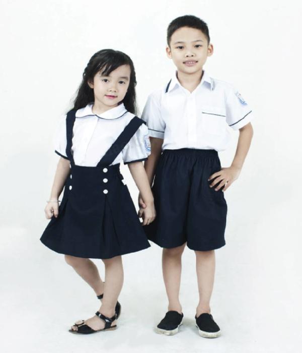 Đồng phục học sinh cấp 1C1 – 07